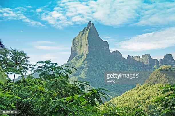 Bali Hai Montanha em Moorea
