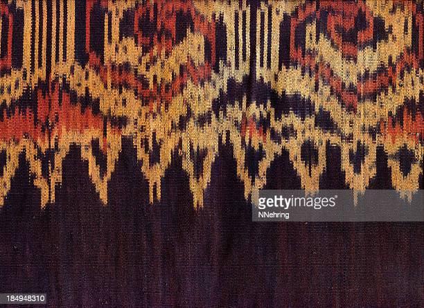 Bali ikat fabric