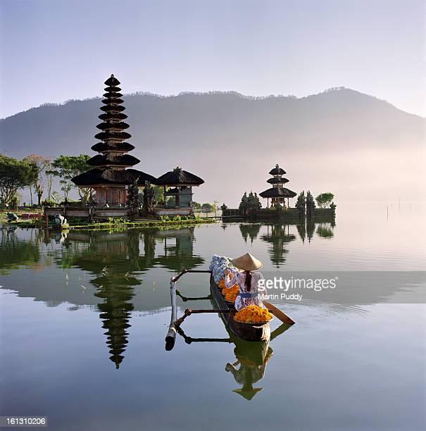 Bali, Pura Ulun Danu Bratan Temple