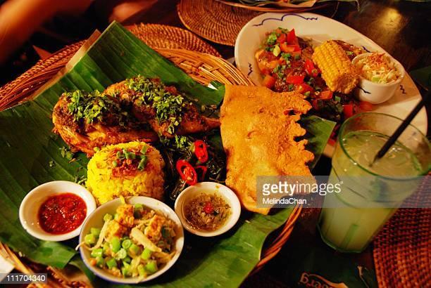 Bali style dinner
