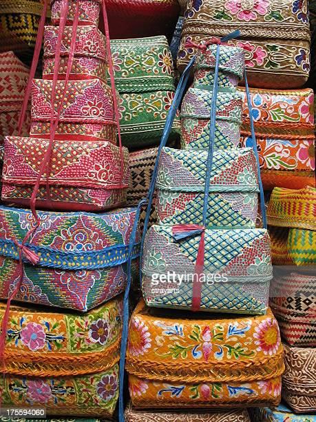Balinese Baskets 2