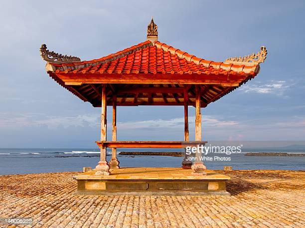 Balinese Hut at Nusa Dua