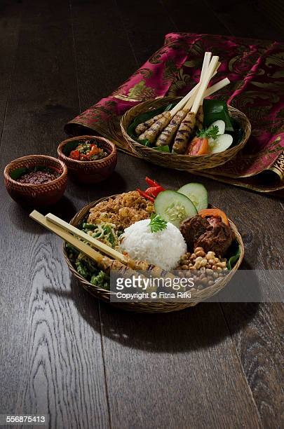 Balinese Rice (Vertical)