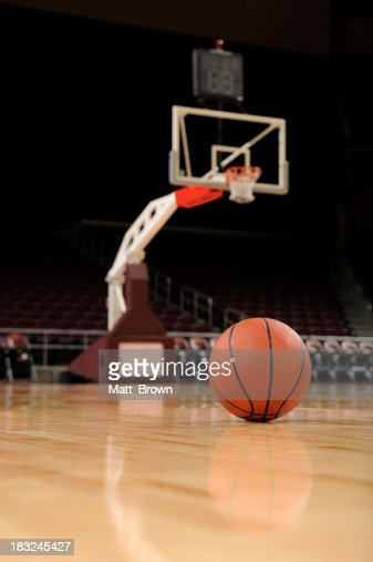 Basketball hardwood stock photos and pictures getty images for Custom basketball court cost