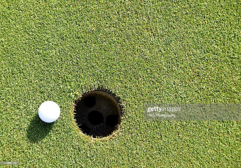 Ball and Hole