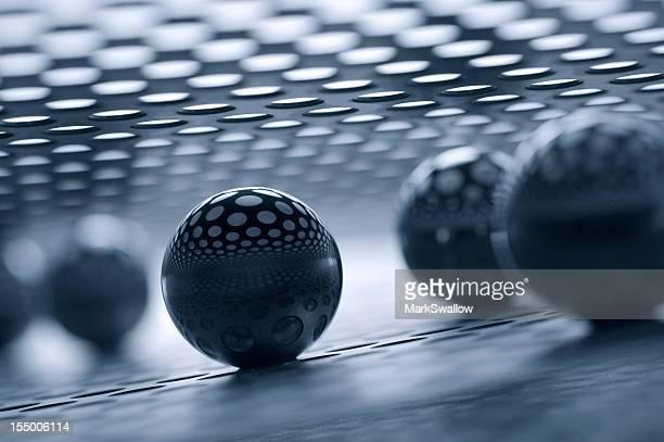 Ballon roulements