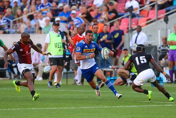 Super Rugby Rd 3 - Kings v Stormers : News Photo