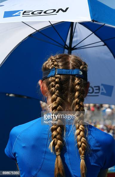 Andy Murray v Jordan Thompson - ATP Aegon Championships 2017 : News Photo