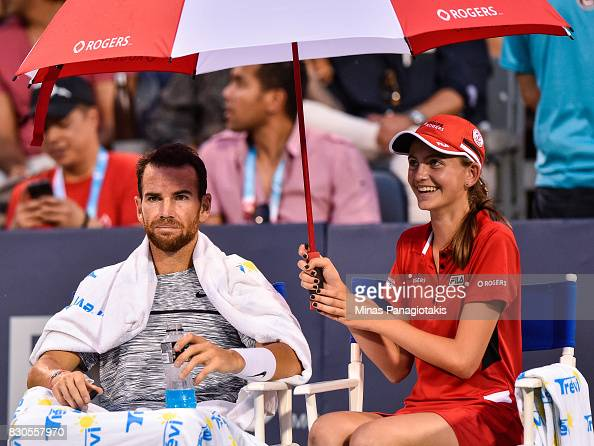 Rogers Cup presented by National Bank - Day 8 : News Photo