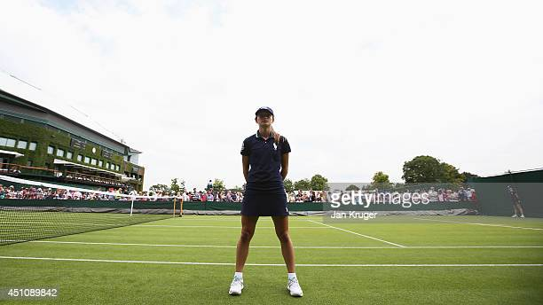 wimbledon girls Hsbc road to wimbledon is the biggest junior tournament in british tennis and gives all 14u players the opportunity to progress through to compete at wimbledon.