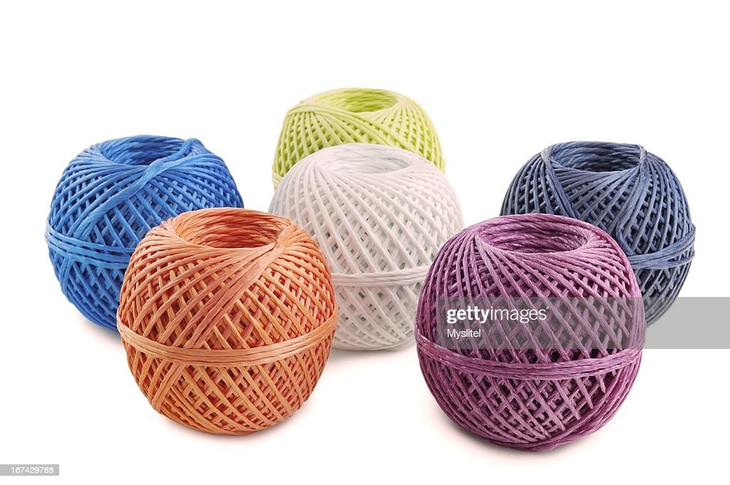 ball of string : Stock Photo