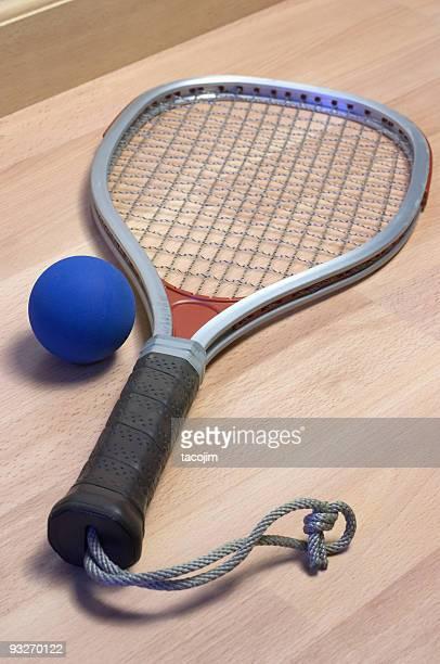 Ball & Racquet #1