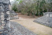 Mayan Ballcourt at Ek Balam