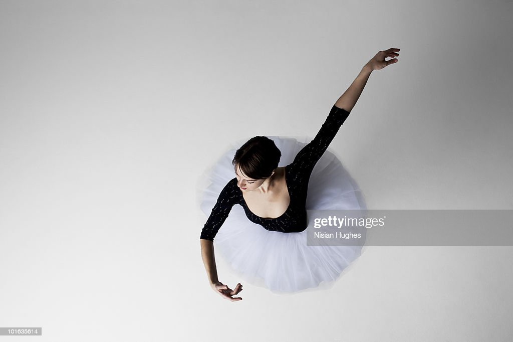 ballerina from above