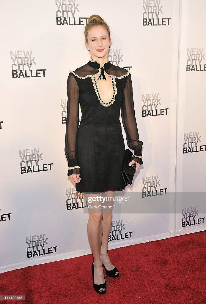 Ballerina Sterling Hytlin attends the 2011 New York City Ballet spring gala at the David H. Koch Theater, Lincoln Center on May 11, 2011 in New York City.