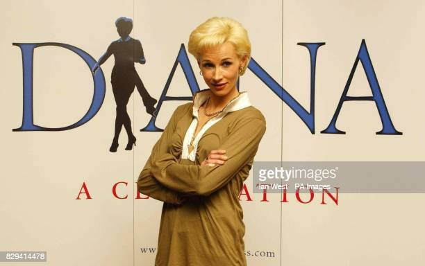 Ballerina Zara Deakin during a photocall to launch the new production of Peter Schaufuss' Diana The Princess at the Covent Garden Hotel in London...