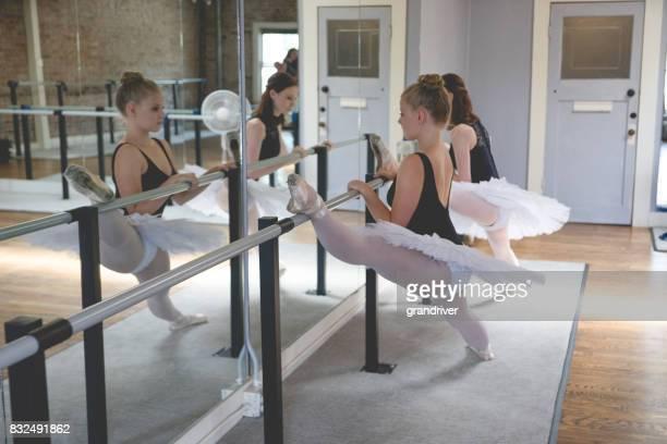 Ballerinas Dancing