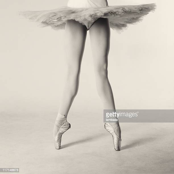 Ballerina di gambe