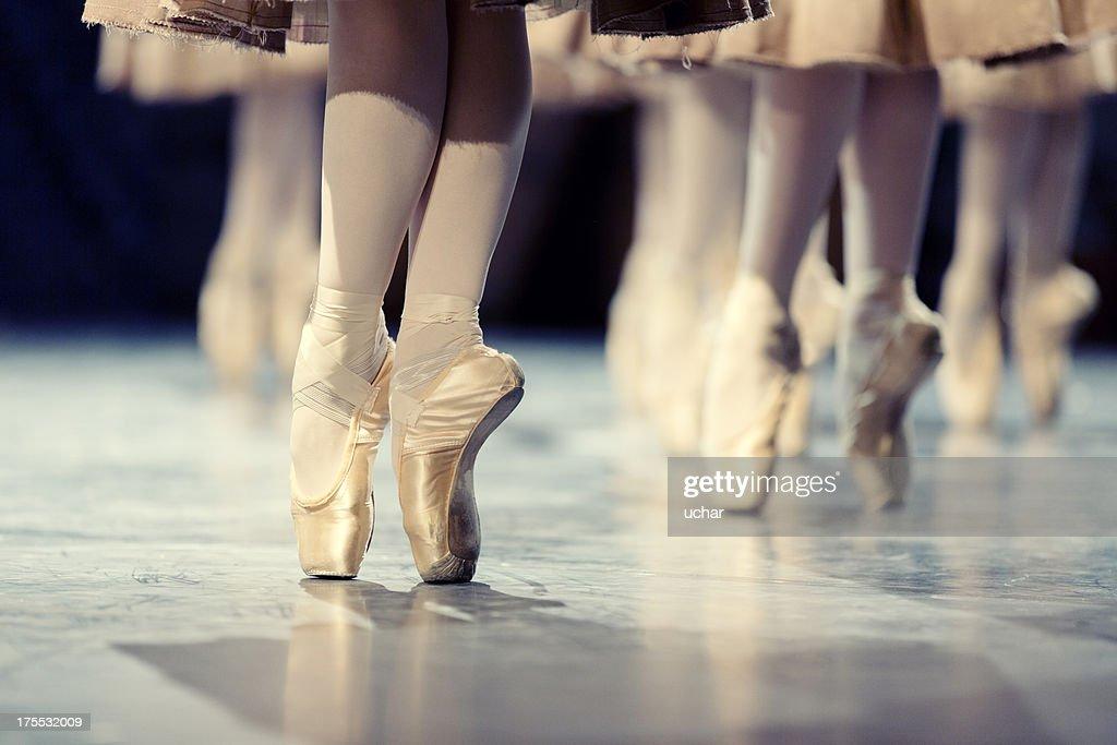 Ballerinas : Stock Photo