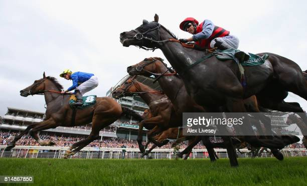 Ballet Concerto ridden by James Doyle wins The 58th John Smith's Cup at York Racecourse on July 15 2017 in York England