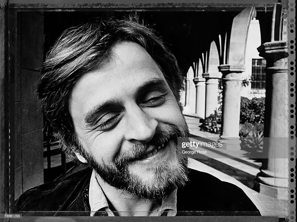 Ballet dancer and film star Mikhail Baryshnikov poses during a 1982 West Hollywood California photo portrait session at the Chateau Marmont