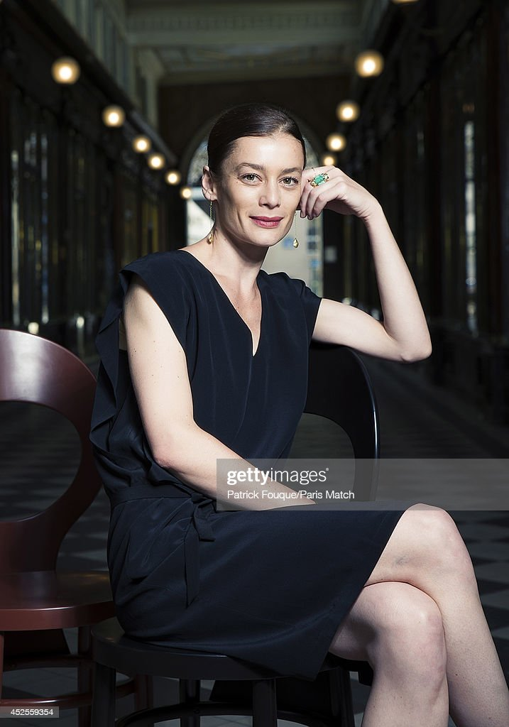 Ballet dancer <a gi-track='captionPersonalityLinkClicked' href=/galleries/search?phrase=Aurelie+Dupont&family=editorial&specificpeople=2903830 ng-click='$event.stopPropagation()'>Aurelie Dupont</a> is photographed for Paris Match on July 24, 2014 in Paris, France.