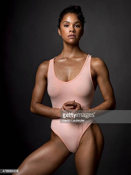 Ballet dancer Misty Copeland is photographed for Self Assignment on May 22 in New York City