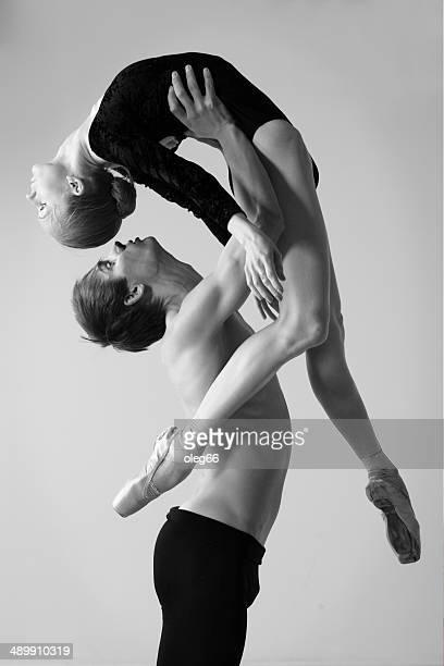 Ballerino di danza classica