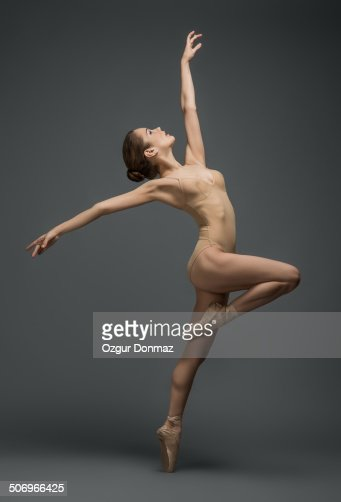 ballet image nude