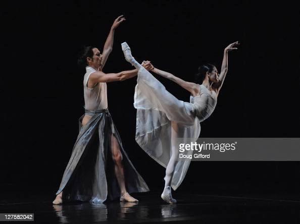 San Francisco Ballet Performs Trio, RakU And Symphony In C ... Yuan Yuan Tan Raku