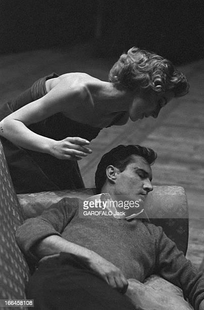 Ballet 'Le RendezVous Manque' By Francoise Sagan Le 3 janvier 1958 au Théâtre du Casino de MonteCarlo la première mondiale du ballet en 3 actes 'Le...