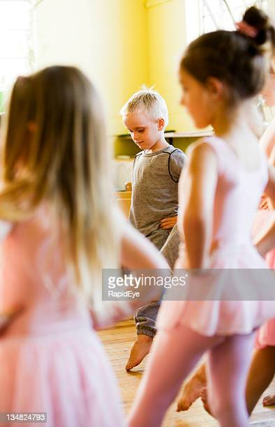 Ballet lesson (series)