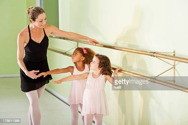 Ballet de lições