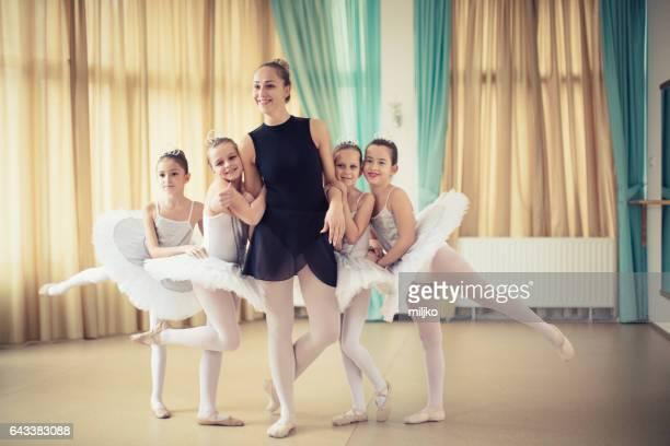 Ballet schoolklas