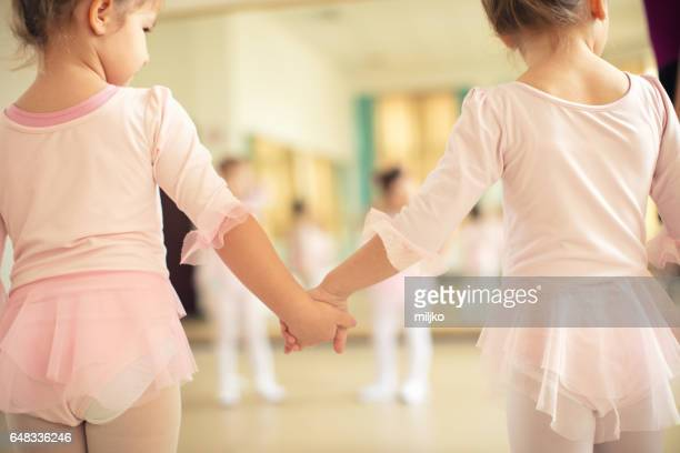 Classe de l'école de ballet