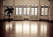 Ballet Studio, Old Building
