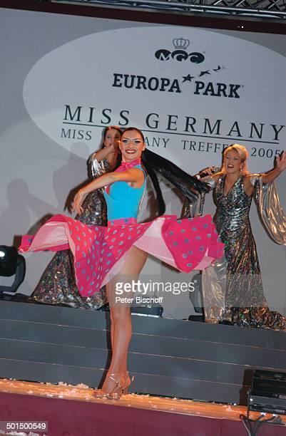 Balletttänzerin und Anita Hofmann und Schwester Alexandra Hofmann 'Das große Miss GermanyTreffen' 'Hotel Colosseo' 'EuropaPark' Rust BadenWürttemberg...