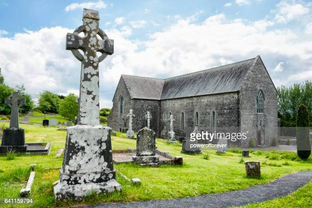 Ballintubber Abbey in County Mayo, Ireland.