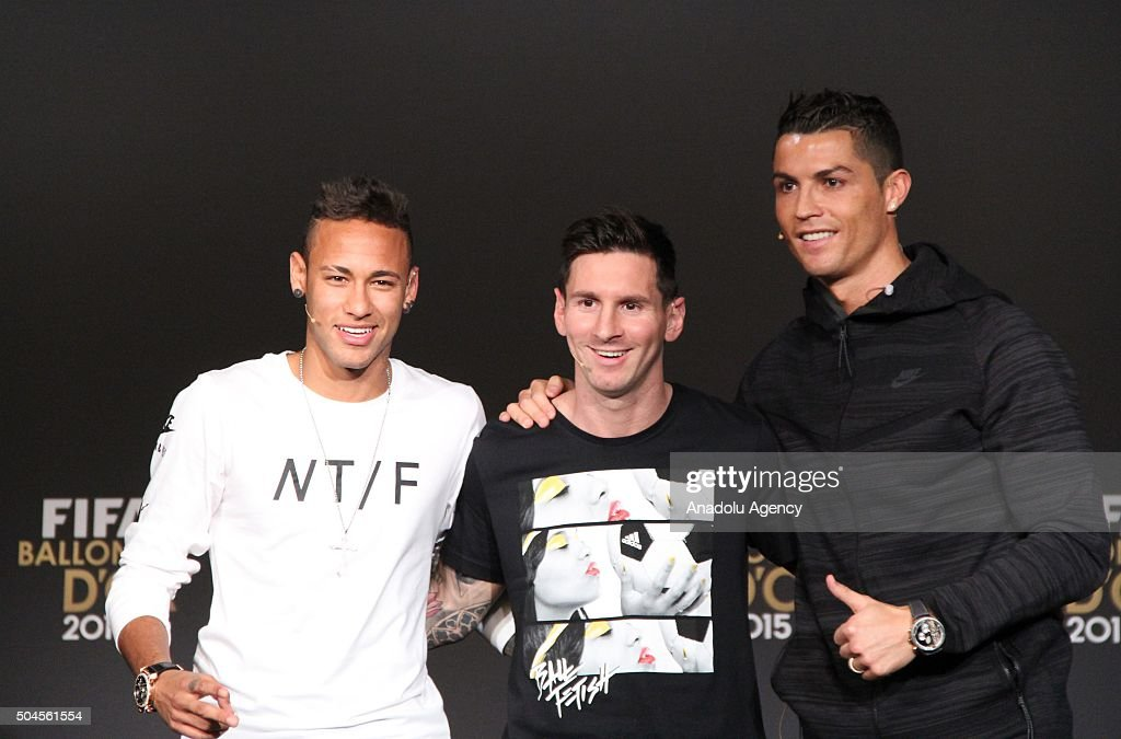 FIFA Ballon d'Or ceremony in Zurich : News Photo
