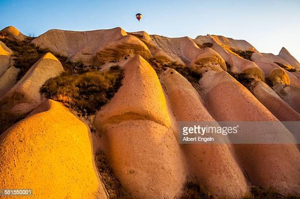Ballon flight in cappadocia.