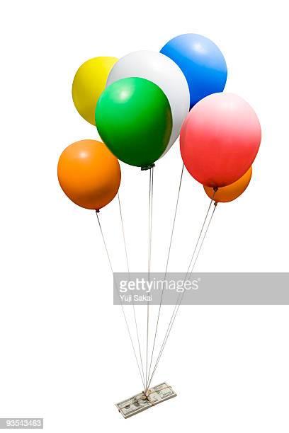 balloon lift dollar
