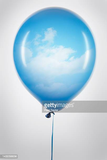Balloon with Sky Inside