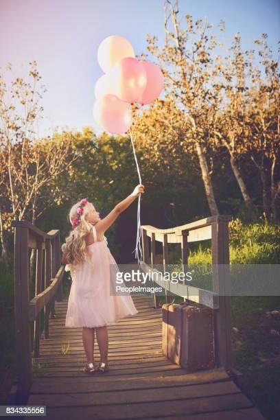 Ballonnen maakt me gelukkig