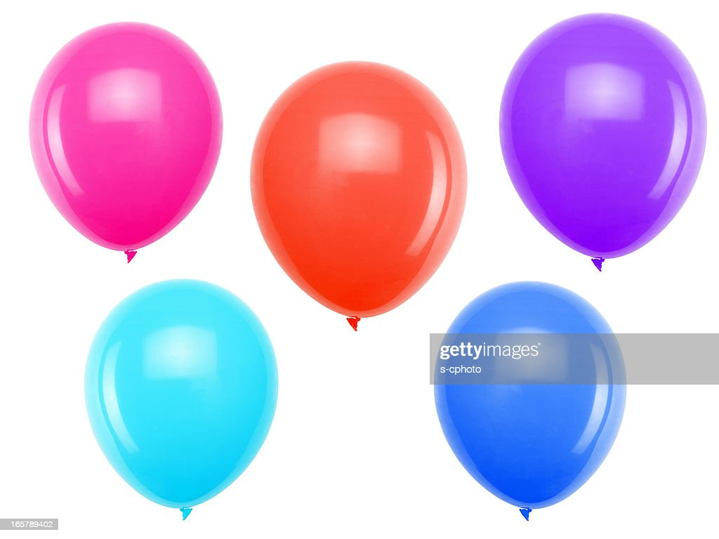 Balloons (Click for more) : Stock Photo