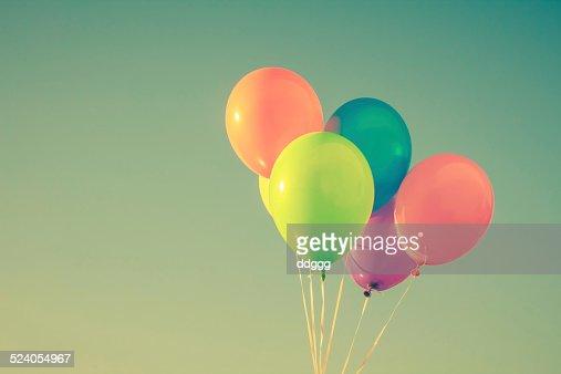 Ballons : Stock-Foto
