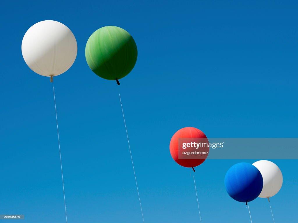 Balloons : Stock Photo