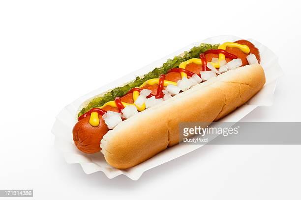 Ballpark Hotdog (path)