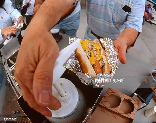 Ballpark Hotdog