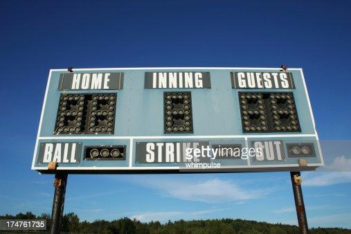 Ballpark - Scoreboard 03