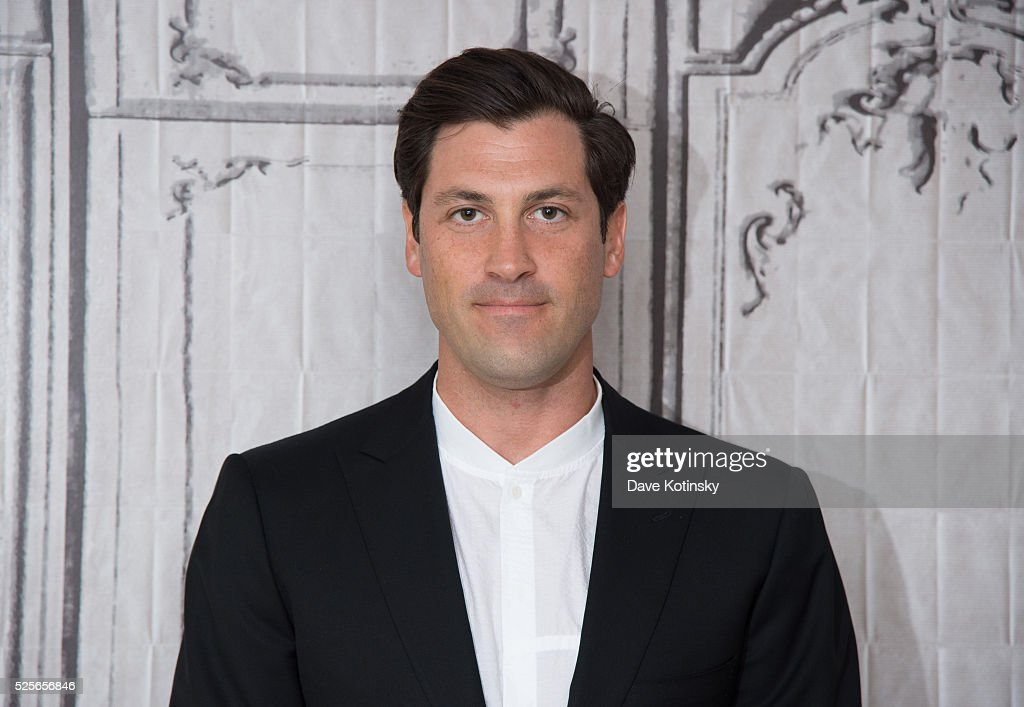 Ballroom Dance Champion Maksim Chmerkoviskiy at AOL Studios at AOL Build In New York on April 28, 2016 in New York City.